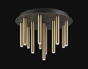 3D model Nowodvorski STALACTITE XIII 9054 lamp