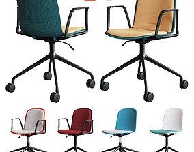 Steelcase - Office Chair Cavatina 3D model