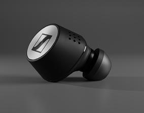 3D Sennheiser Momentum True Wireless Earphone