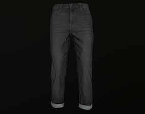 3D model Women jeans