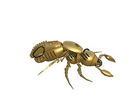 Insects Robot 3D model