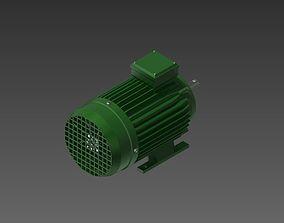 IMB3 160 ML Electromotor 3D model