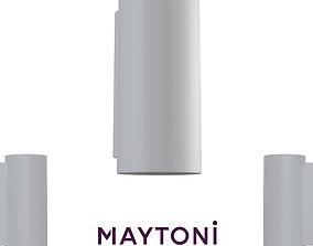 3D Sconce Parma C191-WL-02-W Maytoni Technical