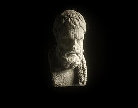 3D Epikur Sculpture Fotoscan By Timvias