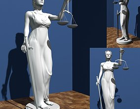 Femida 3D model