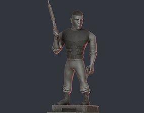 The Punisher 3D printable model