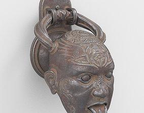 Doorbell Dead Head 3D asset