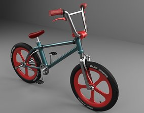 3D cycling BMX Bike