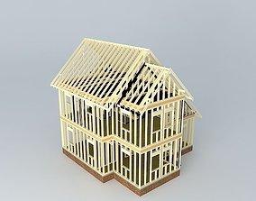 3D House Framework