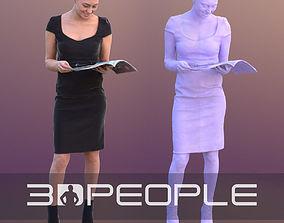 Ramona 10076 - Reading Magazine 3D model