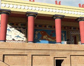 3D Minoan Palace