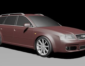 Audi Rs6 c5 Avant 3d model