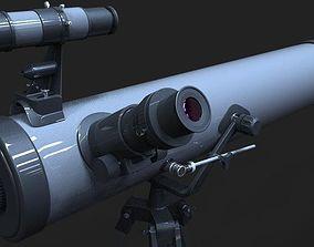 Telescope telescope 3D