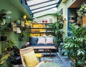 3D model Scandinavian Relax Space