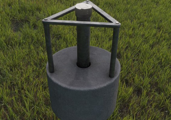 Groundwater monitoring well 3 version 2