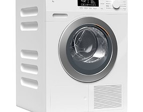 3D model Miele T1 Dryer