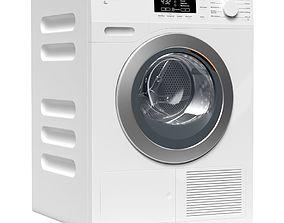 3D model Miele T1 Dryer