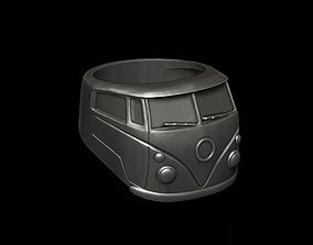 3D print model car ring 13
