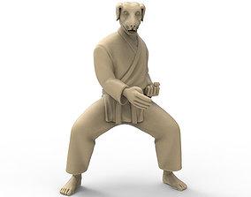3D print model Dog Chop