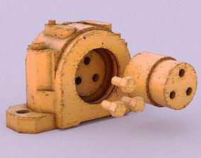 3D Metal object