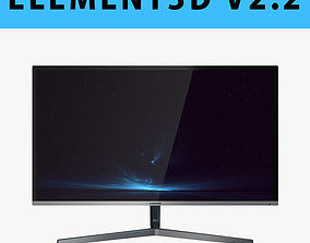 E3D - Samsung 28 Inches UH750 QLED UHD