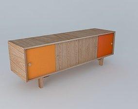 3D model SIDEBOARD STORAGE