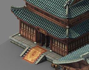 Tang Kaifeng City - Inn 01 3D model