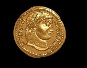 Constans coin 3D print model