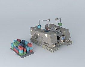 3D M.E.V. Vehicle