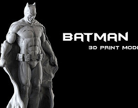 3D Batman Night Surveillance