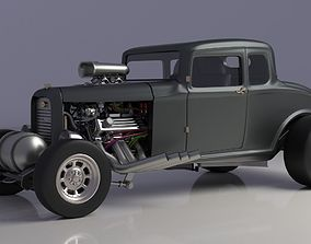 Coupe 1932 3D model