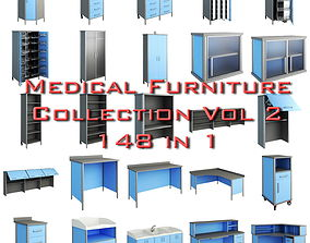 Medical Furniture vol2 3D