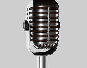 Studio microphone 3D