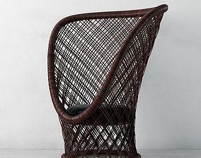 armchair 23 am135 3D
