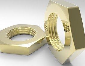 DADO - NUT 3D model
