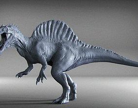 Spinosaurus Printable figurines