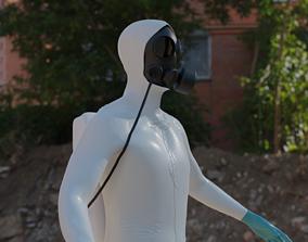 Hazmat Suit 3D
