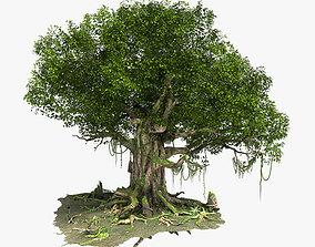3D Fantastic Tree Model