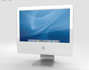 3D model Apple iMac G5 2004