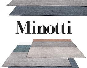 Minotti DIBBETS FLAG 3D model