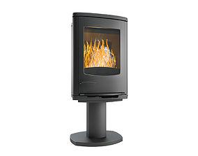 3D Fireplace 03