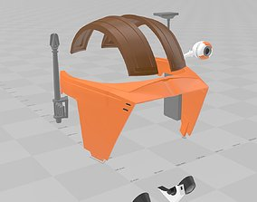 Star Wars Clone Wars Commander Cody 3D printable model 2
