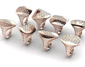 jeweler Ring 3D print model