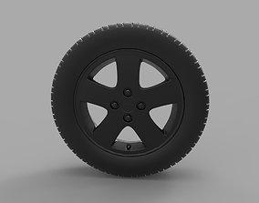 Chevrolet Spark 3D printable model