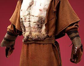 WereWolf Costume 3D asset