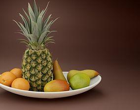 3D model Fruit Bowl Volume 2