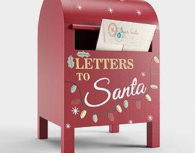 ZARA HOME Letters for Santa 3D