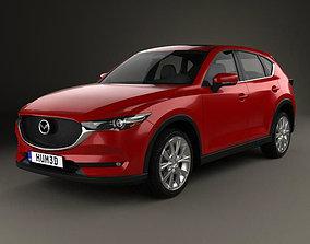 3D model Mazda CX-5 2017