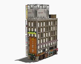 3D Kabukicho Building 0002 centre