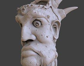 sacrifice 3D print model totem